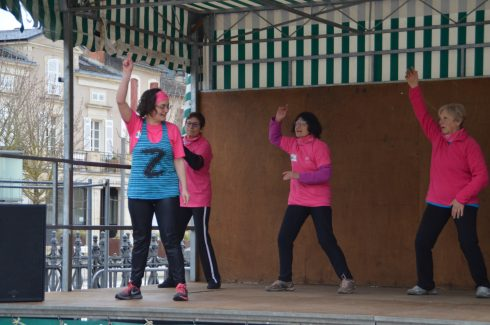Zumba, Pilates et Danses du Ventre